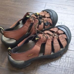 Women's Keen Leather Sandals 7